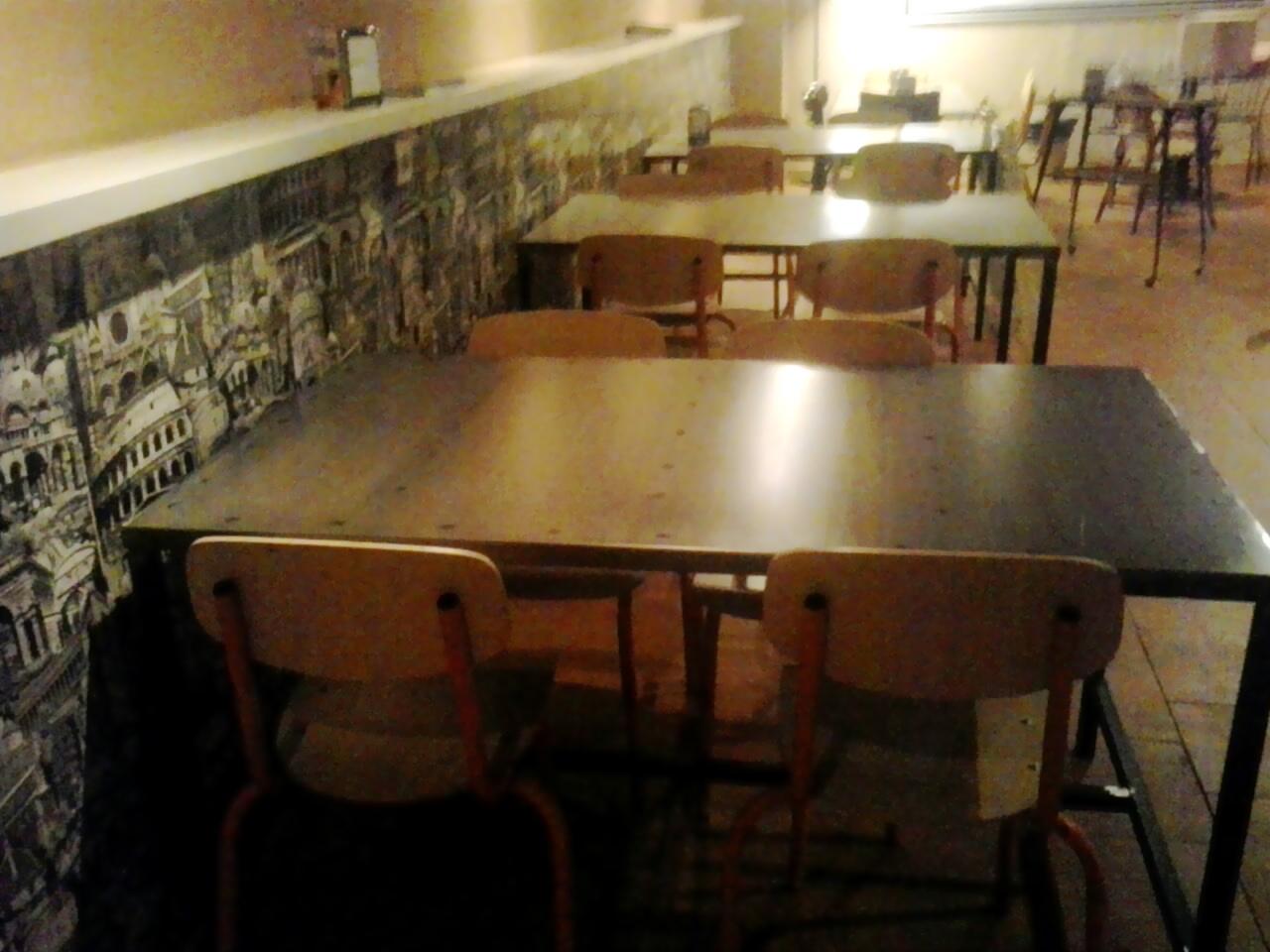 Mobiliario Para Pizzer A Urbanvintage Style # Muebles Pizzeria
