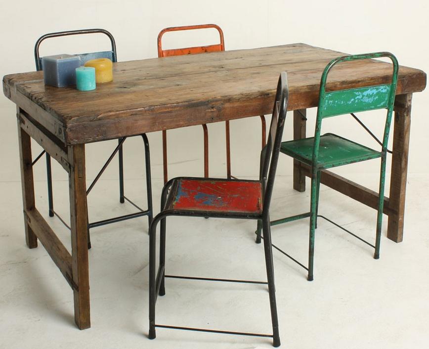 mesa comedor_vintage