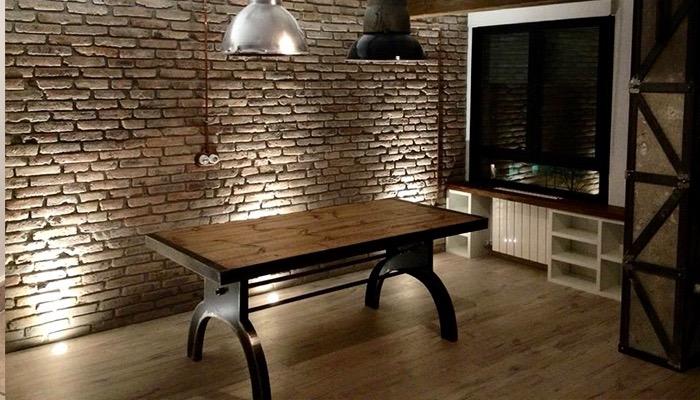 mesas - Muebles Estilo Industrial